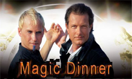 Adrian Dröge und Roland Mayer von Power of Magic